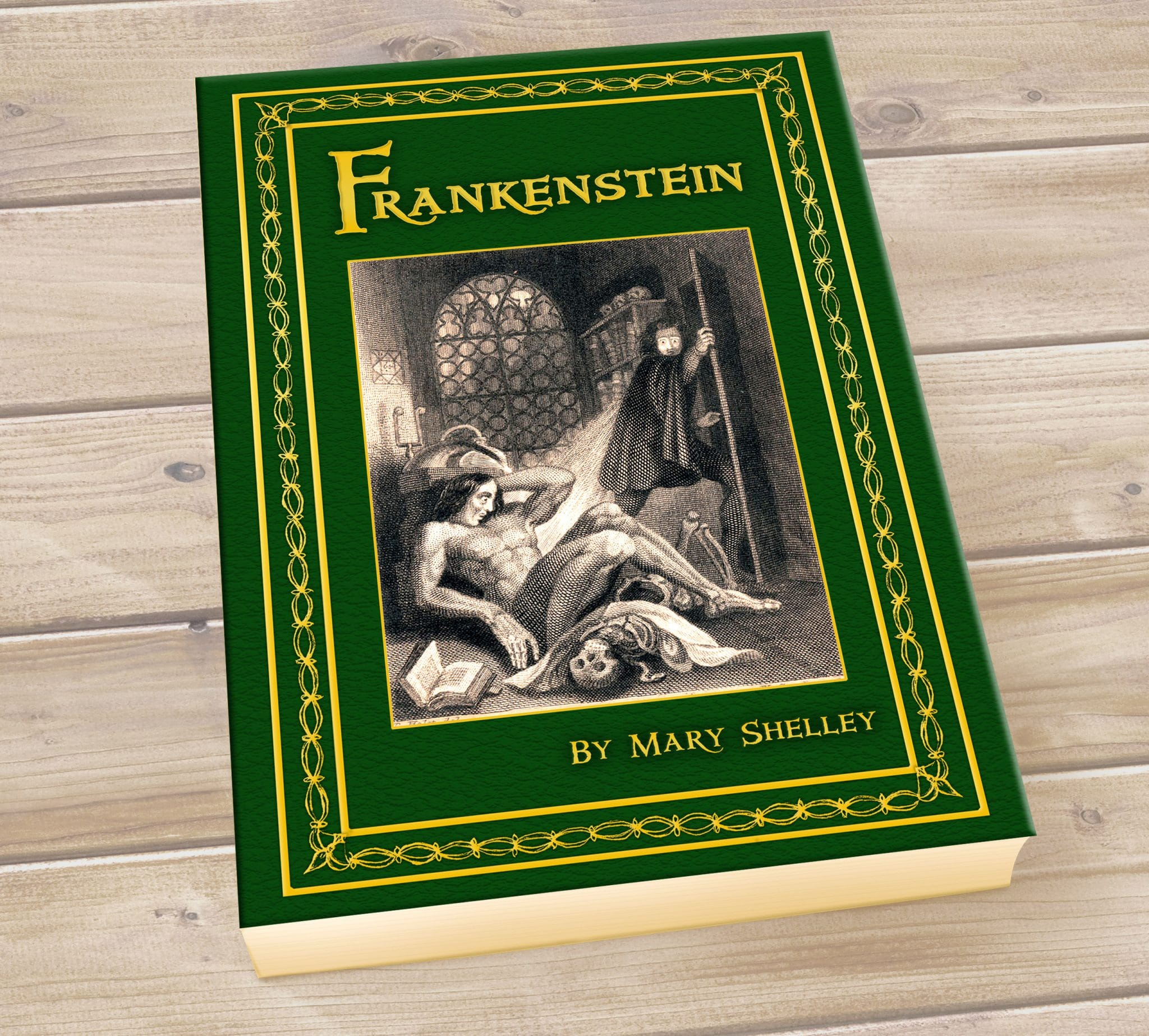 mary shelleys novel frankenstein and ridley scotts Frankenstein, by mary shelley, and blade runner, directed by ridley scott, share many common attributes, most notably, that time has demonstrated both texts' significance to society explore this statement.