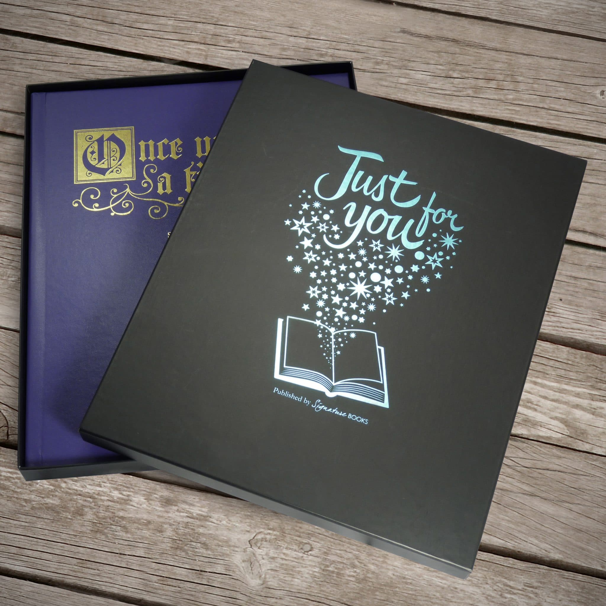 Gift Box Just for You Stars (Supersize) - Signature Gifts