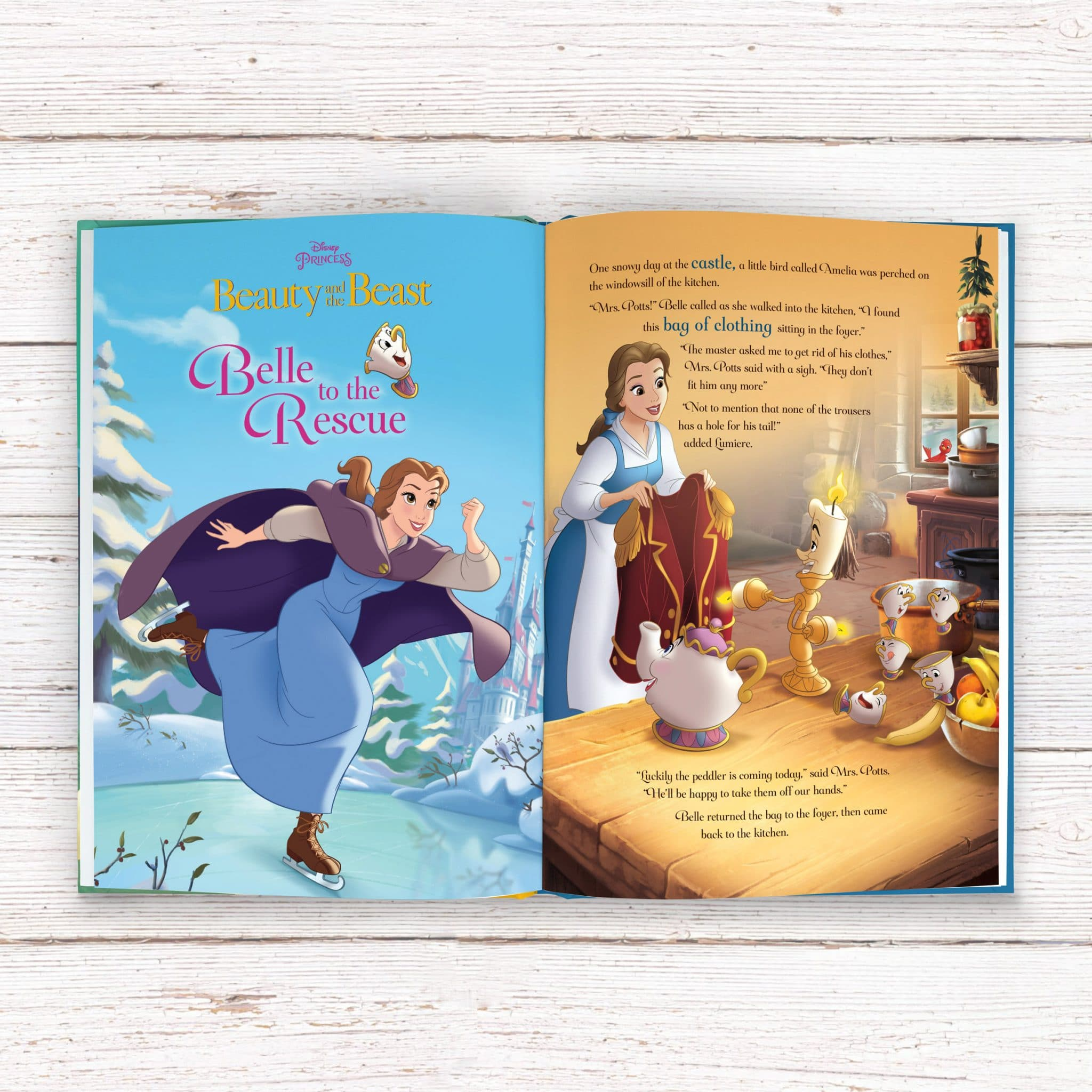 Personalized Disney Princess Tales Of Bravery