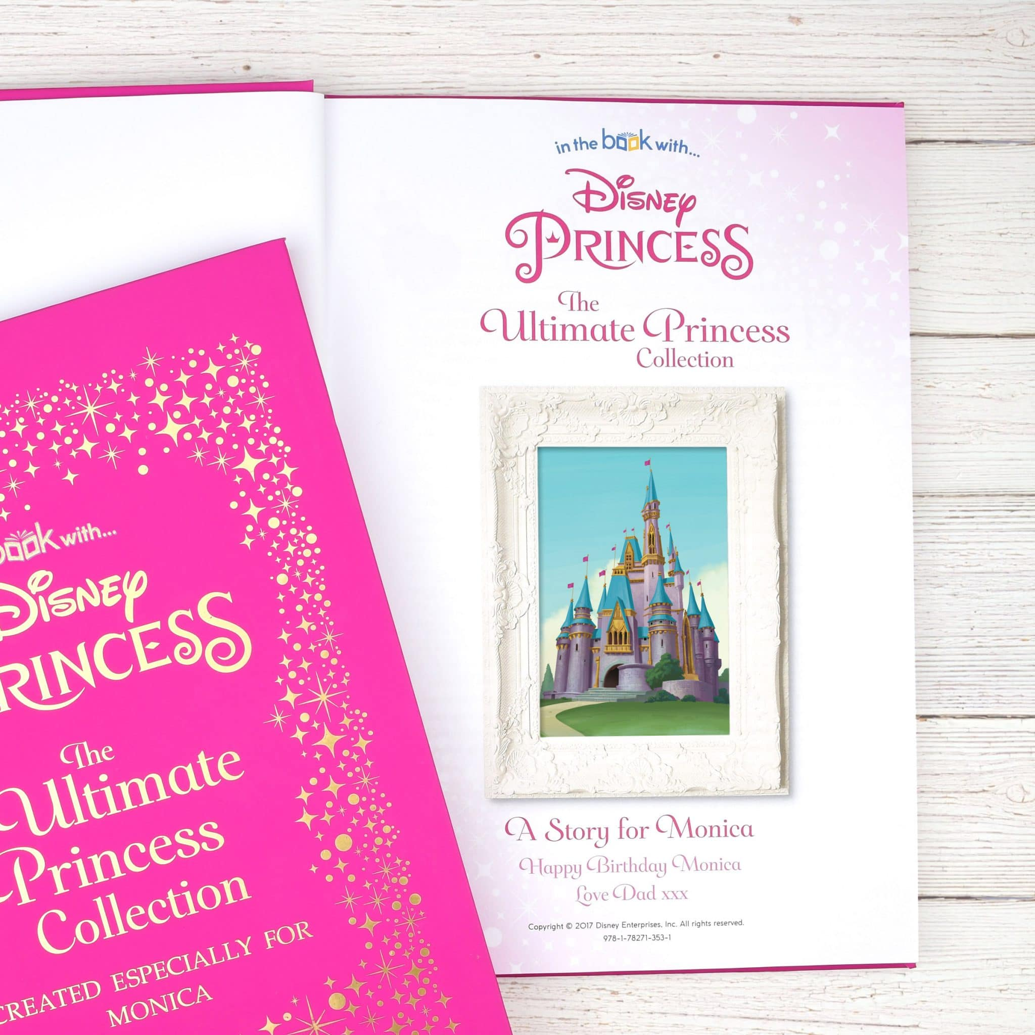 The Personalized Disney Princess Ultimate Collection | Signature Gifts