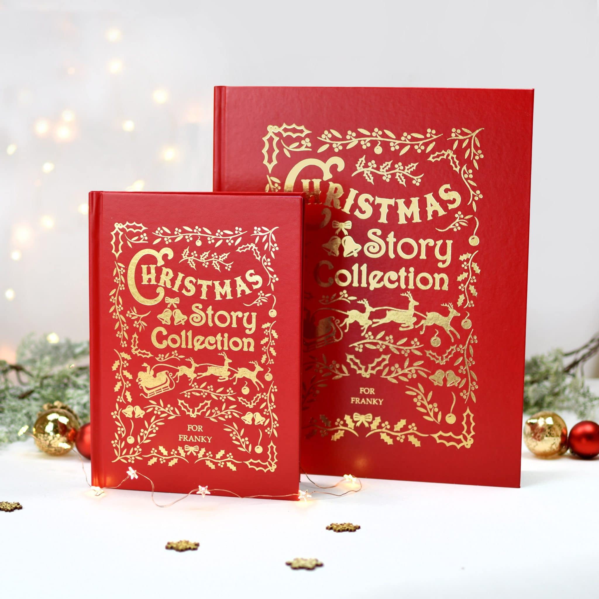 Unique Gifts Christmas: Personalized Christmas Story Collection