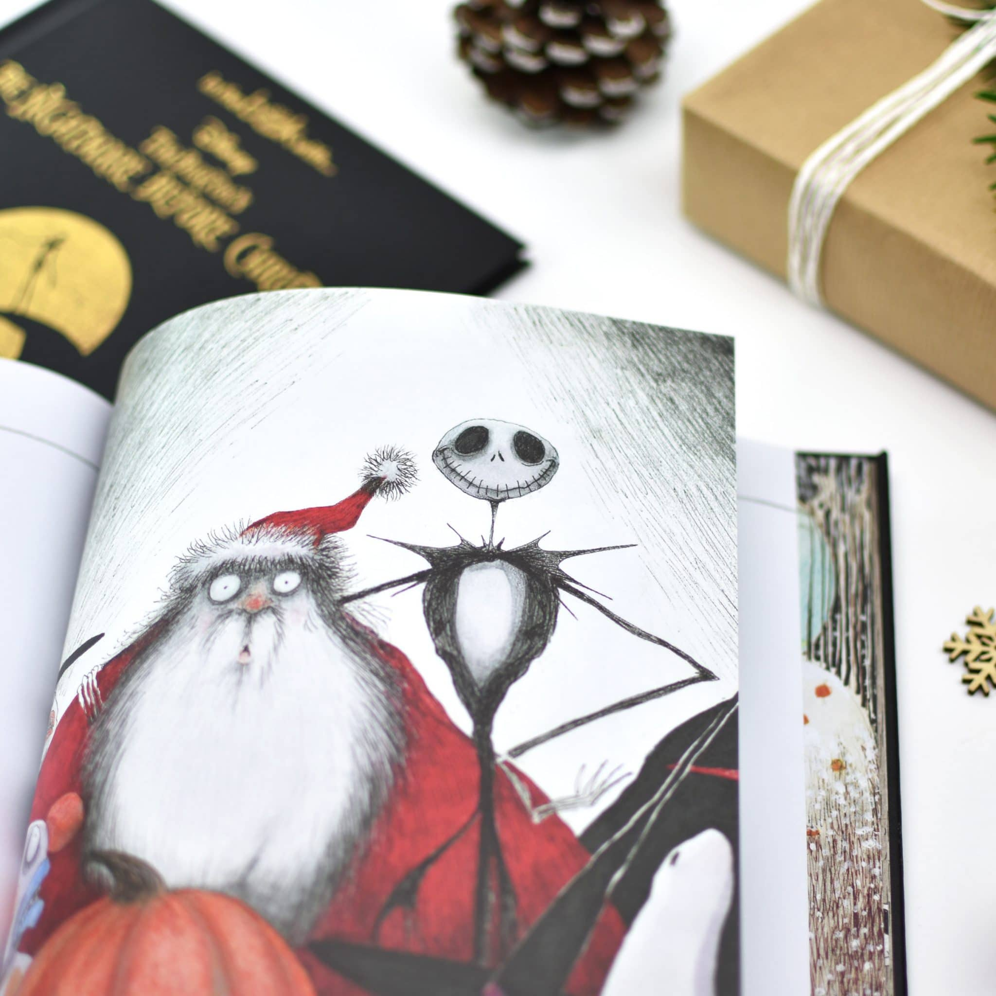 Free Comic Book Day Nightmare Before Christmas: Personalized Nightmare Before Christmas Book
