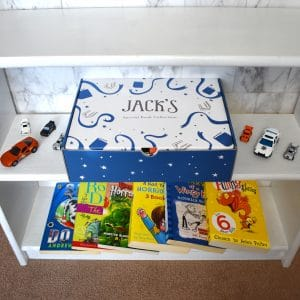 Personalized Reader Book Box Sets For Children